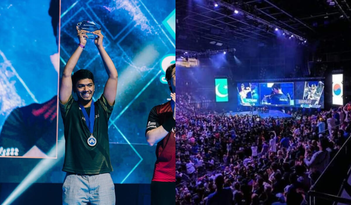 Arslan Ash: The best esports player of the year 2019 by ESPN Esports