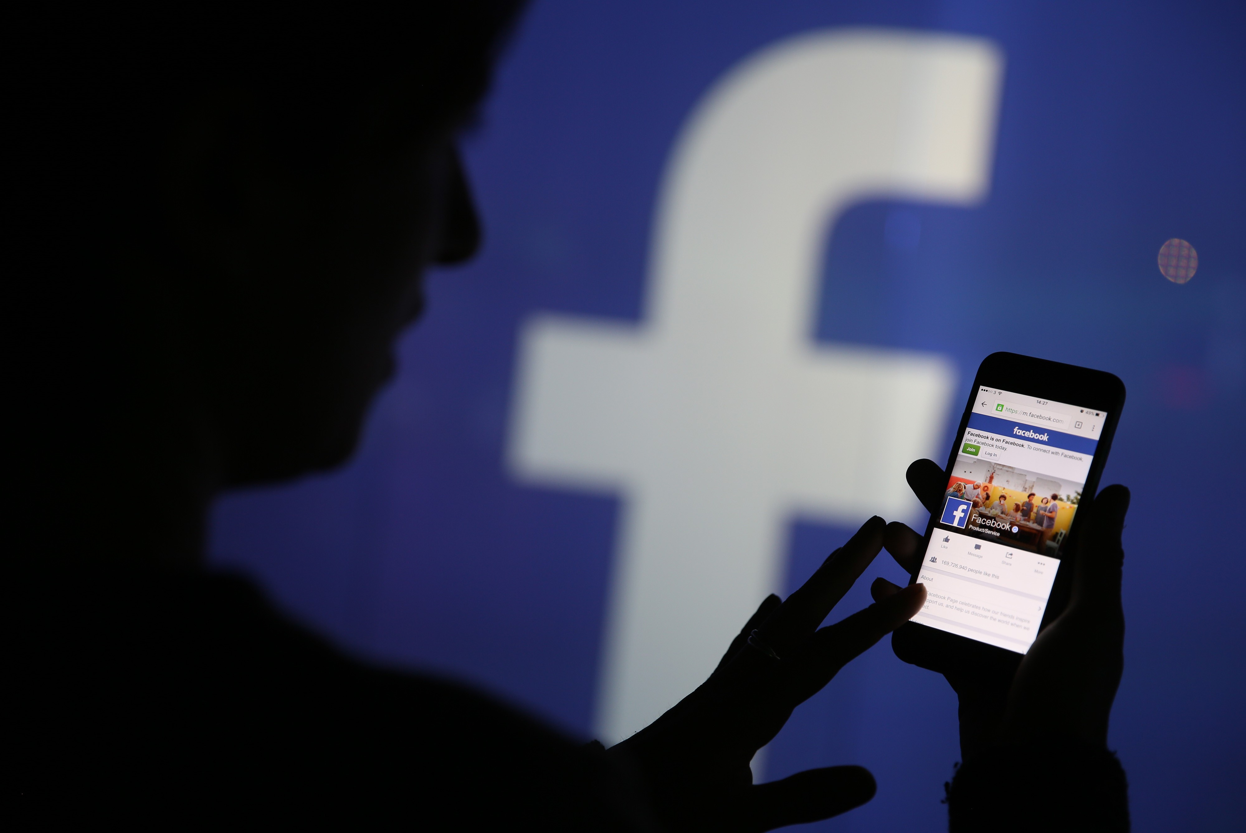 Facebook can locate users who opt out of tracking