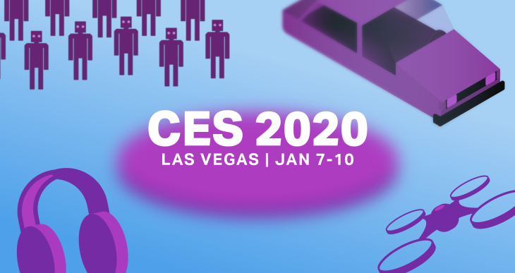 CES 2020: 6 things that will dominate this year show