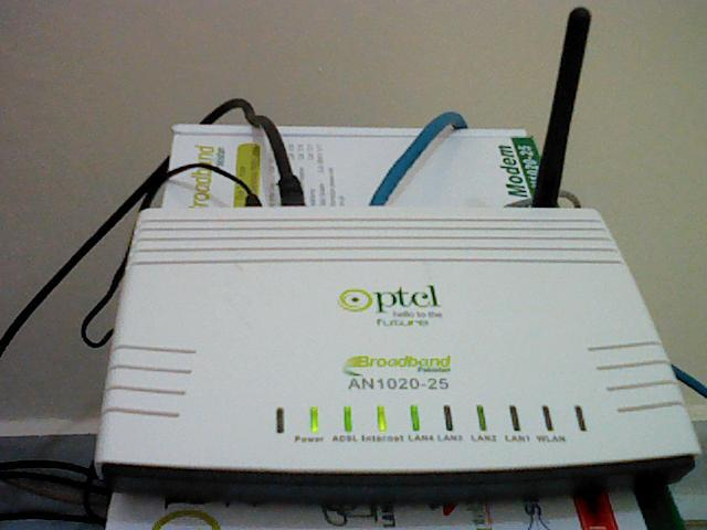 How To Reset Your PTCL Internet Router Instructions