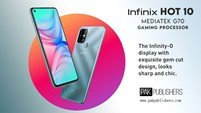 Infinix Hot 10 Launched in Pakistan in 2020