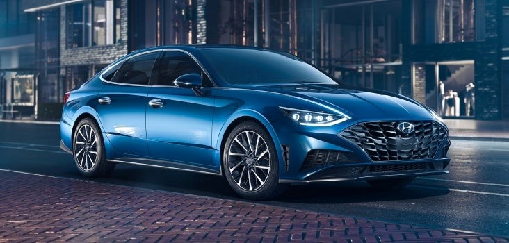 2020 Hyundai Sonata review: Left-field looks: home-run value