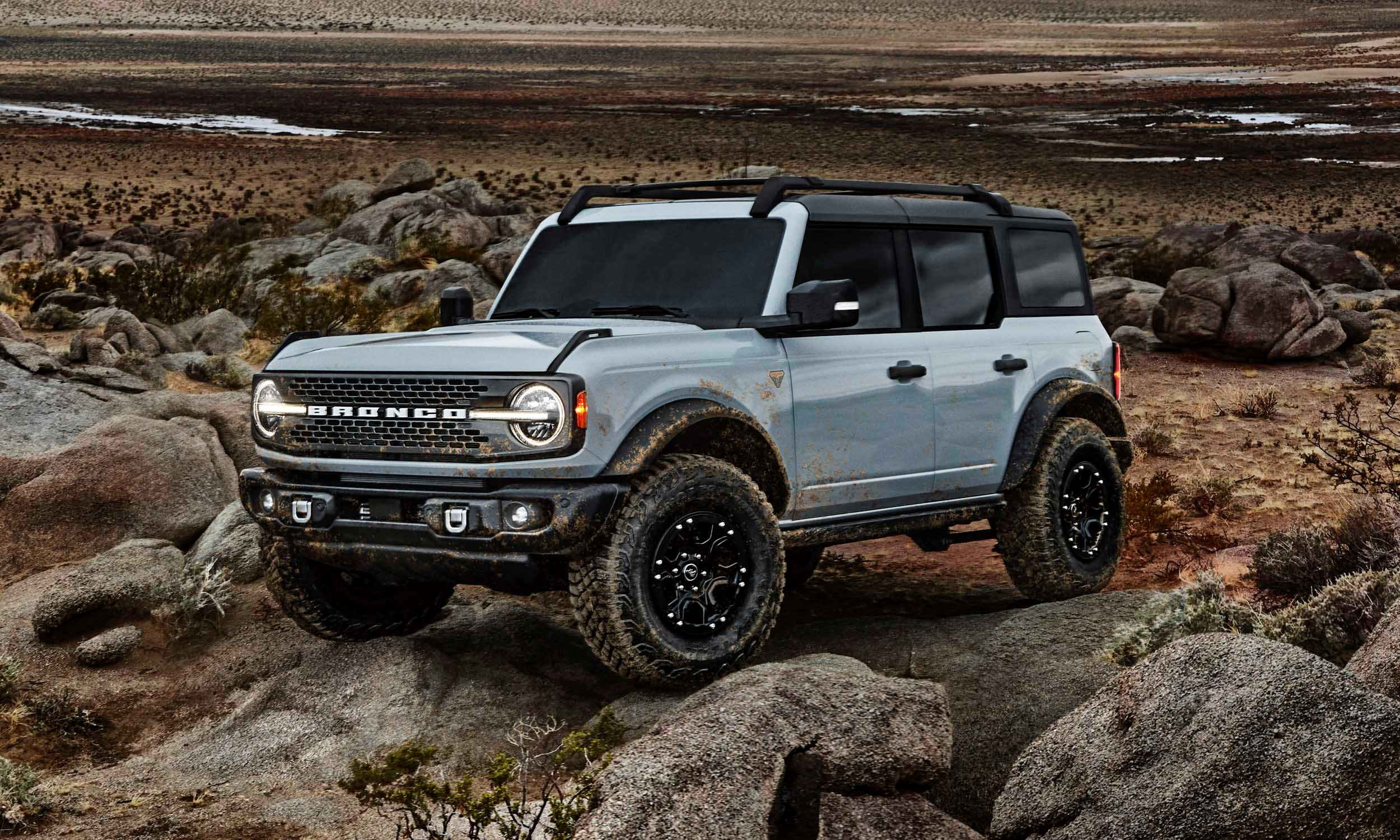 2021 Ford Bronco First Look: Everything you need to know about this bad mudder trucker