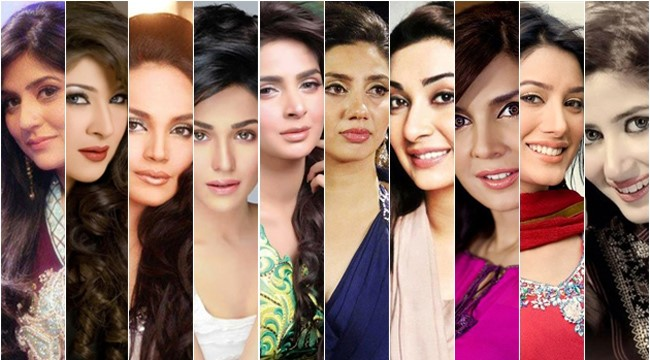 Here Are The Highest Paid Pakistani Actresses in 2020