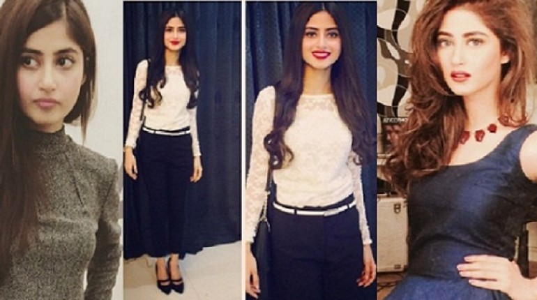 Sajal Aly Higest paid actress in pakistan
