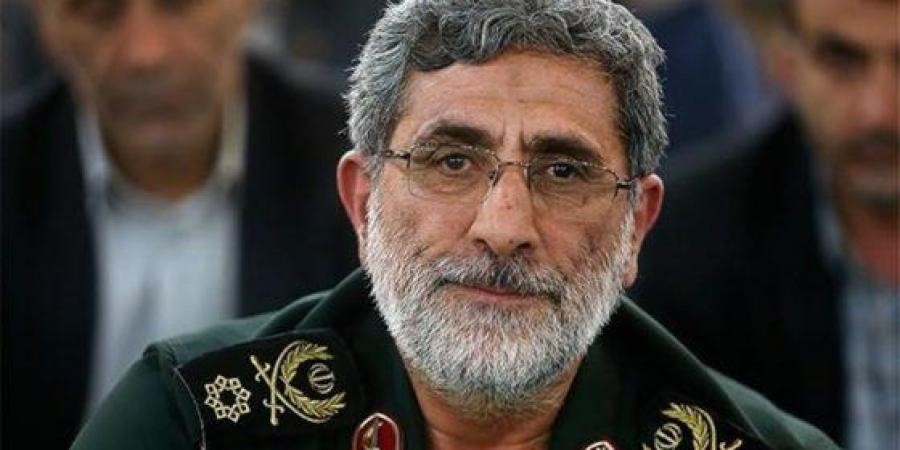 Esmail Qaani as New Chief of Irans Quds Force after Death of Qasem Soleimani