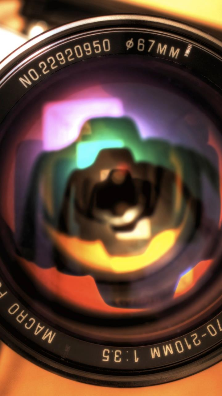 camera focus wallpaper for Mobile Phones